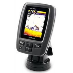 Garmin echo™ 300c with transom mount transducer