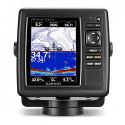 GPSMAP® 527xs con transductor popa
