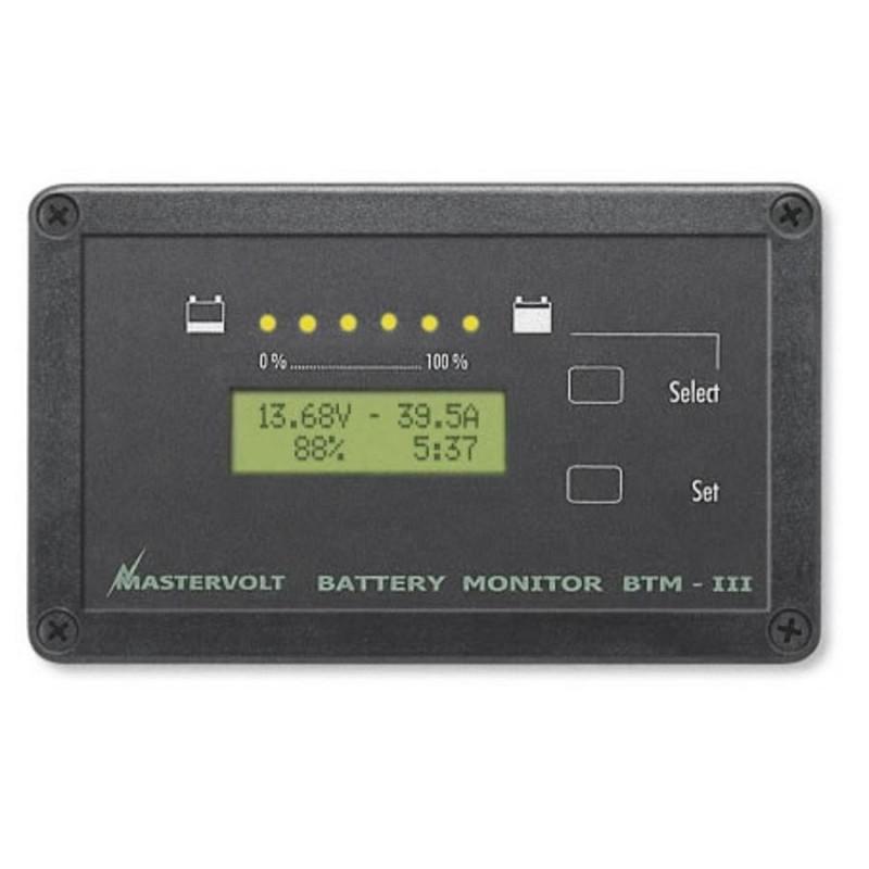 Panel de control baterías Masterlink BTM-III