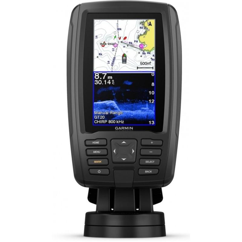 EchoMap 42dv without transducer