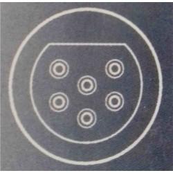 Extensión de cable uniplug 4.5 mt XT-15 U