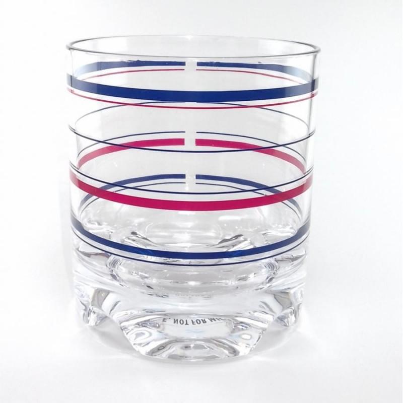 Vaso agua Mónaco 6 piezas