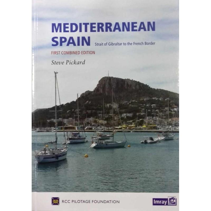 Imray guía España Mediterráneo