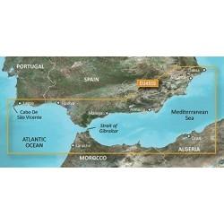 Garmin BlueChart g2 Alicante a Cabo San Vicente