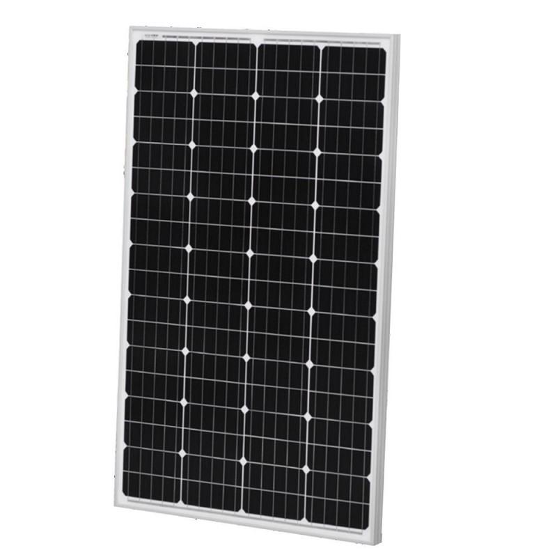 Panel solar 100w 12v rígido