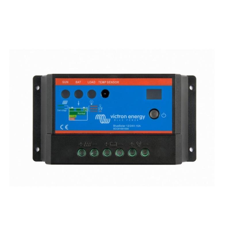 Regulador panel solar 12/24 v 20A
