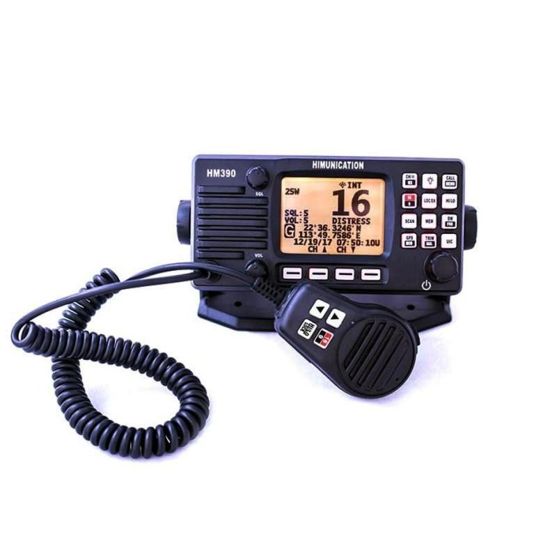 Vhf DSC Himunication HM390