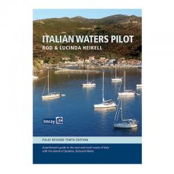 Imray guía aguas italianas